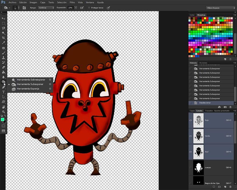 como-entintar-y-colorear-nuestros-dibujos-con-adobe-photoshop-703