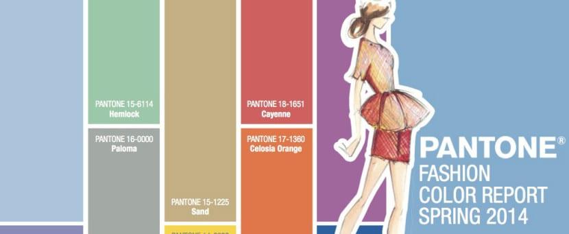Colores pantone 2014