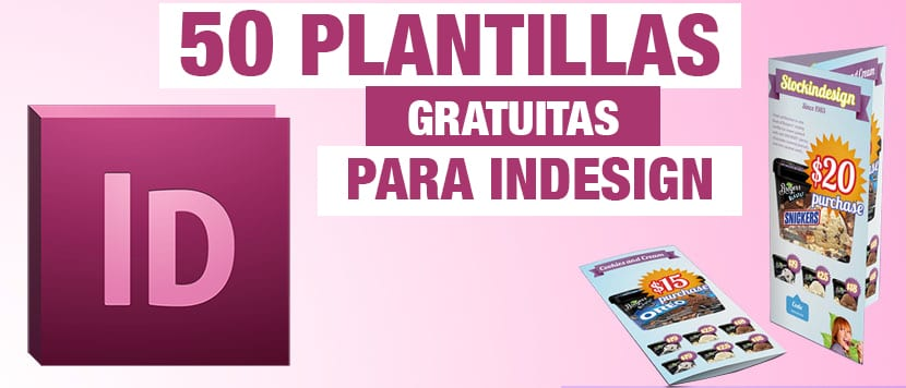 50 plantillas indesign gratis para folletos  cv y mucho m u00e1s