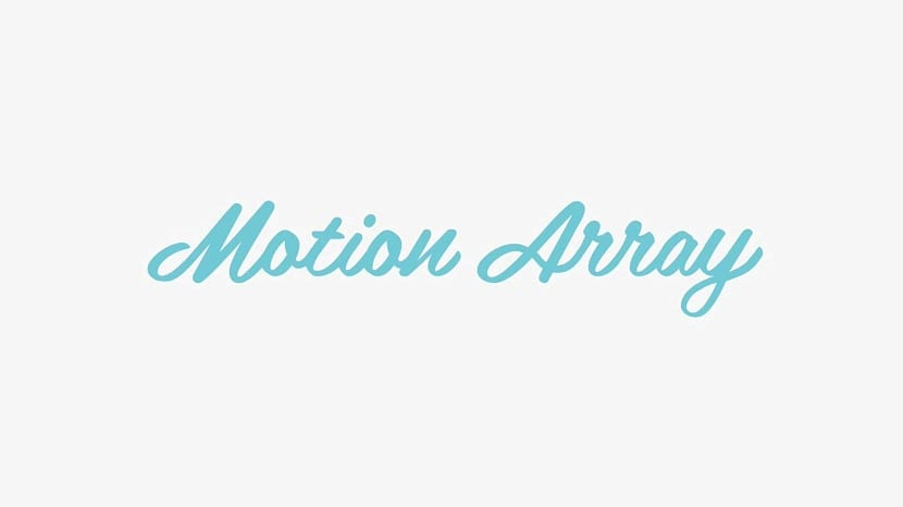 Motion array