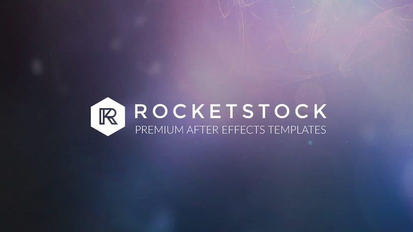 RocketStock, web para descargar intros para editar