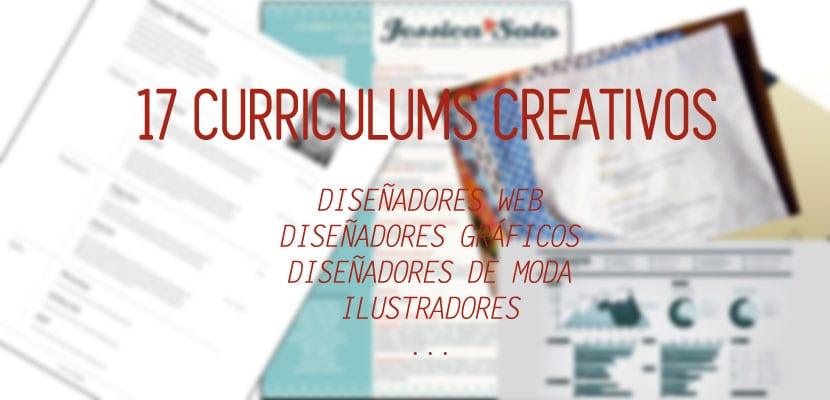 Curriculums creativos