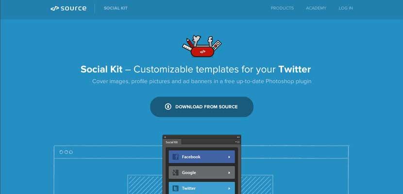 Social Kit, plugin para conocer las medidas de Facebook