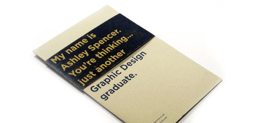 Curriculums creativos minimalistas