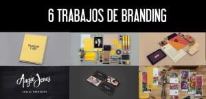 Trabajos de branding