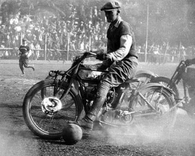 Futbol-moto