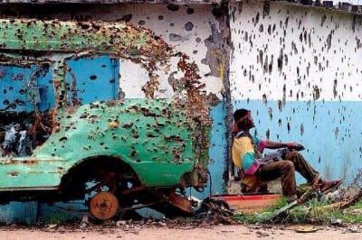 Guerra-Liberia