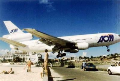 avion-cerca