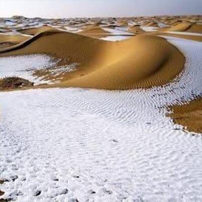 nieve-sahara