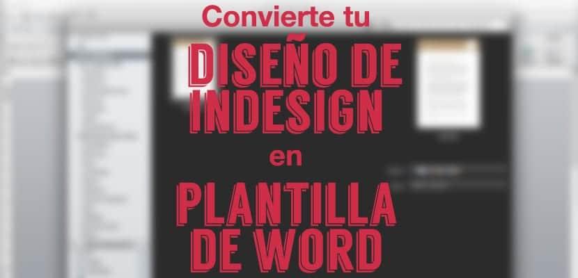 Plantilla de Word