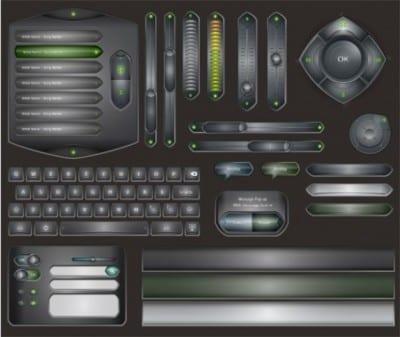 interfaz-futurista