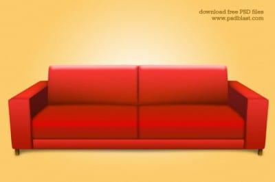 sofá-retro