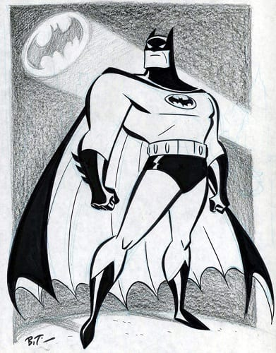 Batman Timm