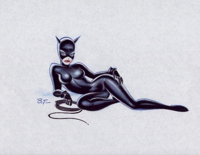 Batwoman Bruce Timm