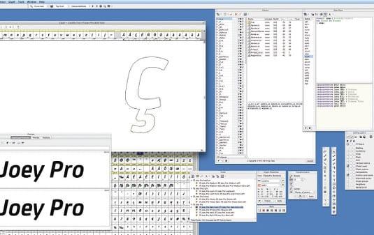 Herramienta para tipografía