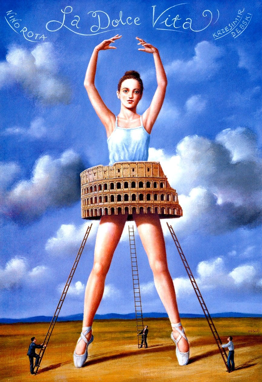 Surrealismo  Carteles Inspiradores