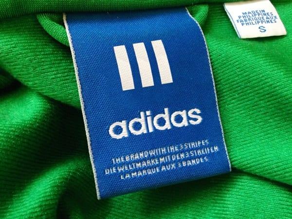 Logo nuevo de Adidas