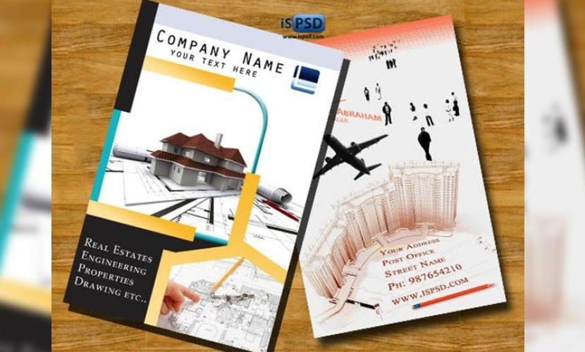 Flyer corporativo para compañías