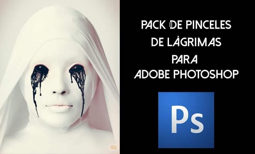 pinceles-lagrimas-photoshop