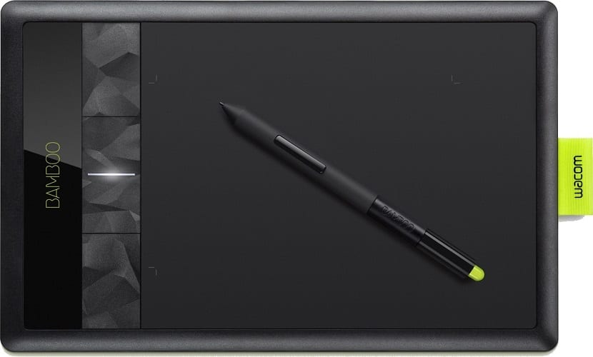 Bamboo pen&touch