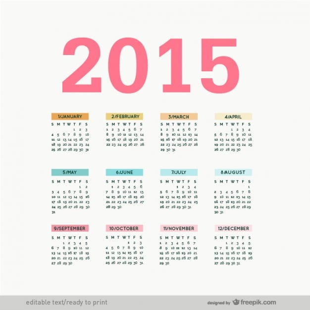 calendario-de-2015-editable_23-2147497719