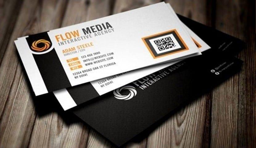 4851c6881605d Pack de 100 tarjetas de visita gratis