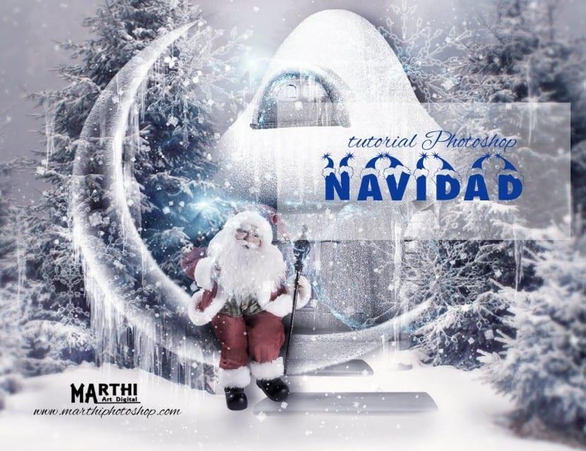 Navidad-tutorial-Photoshop