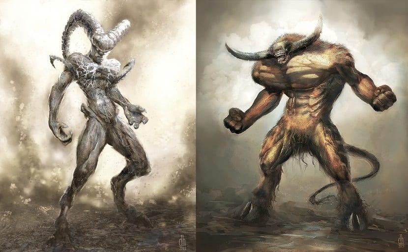 Zodiaco monstruos