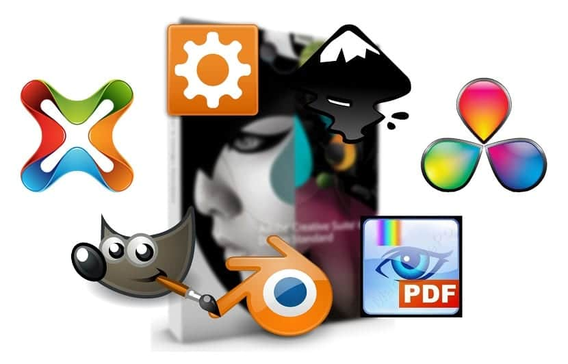 Alternativa a Creative Suite de Adobe
