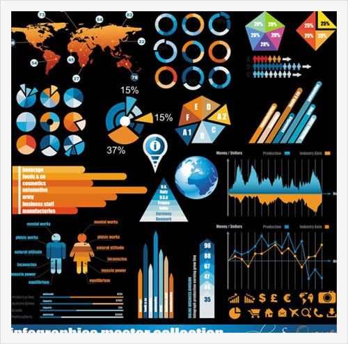 Business-data-elements-vector