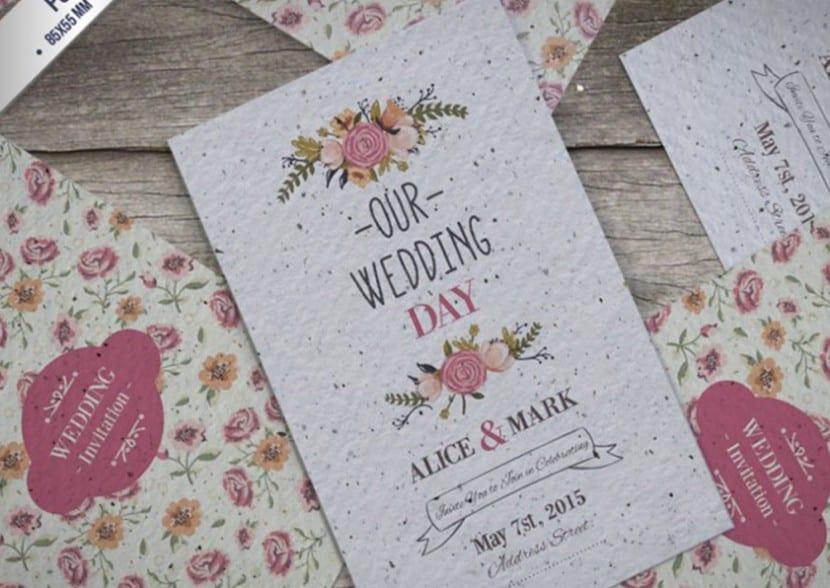 invitaciones de boda gratis