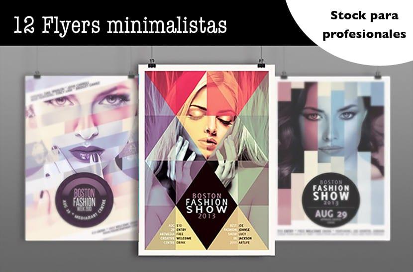 flyers-minimalistas