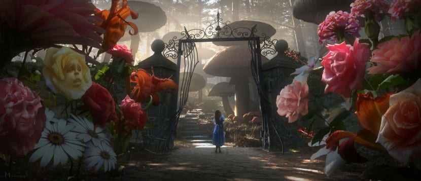tim-burton-alice-in-wonderland-chatty-flowers
