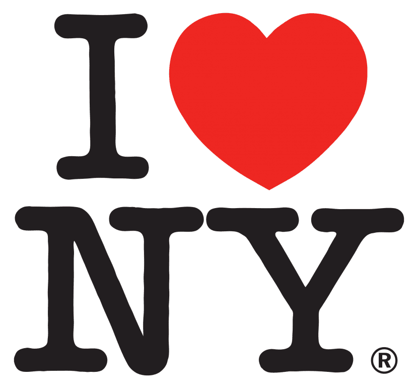 Logotipo de I love New York