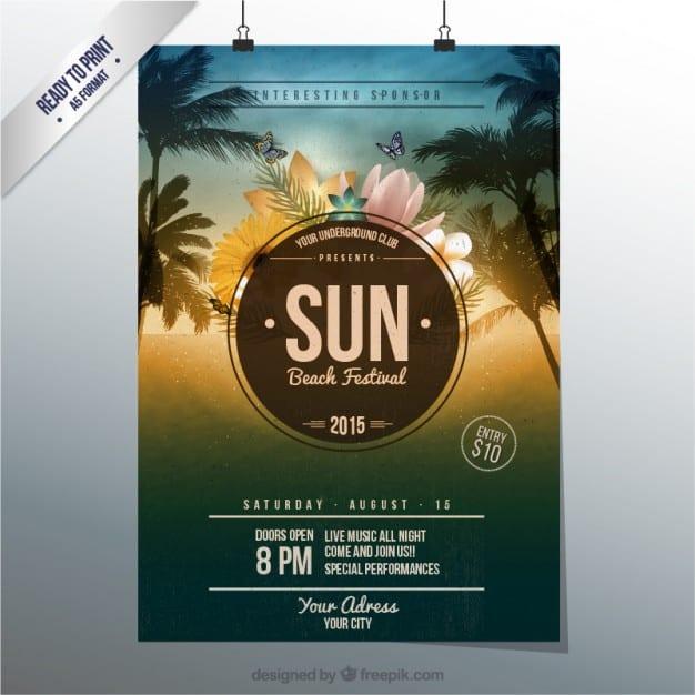 poster-de-festival-de-sol-en-la-playa_23-2147514174