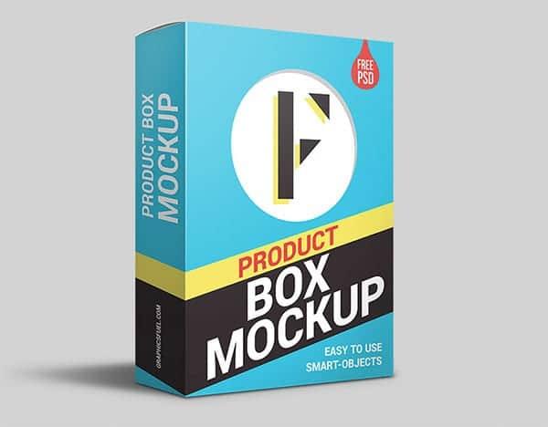 Caja Mockup