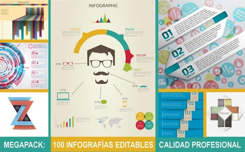 Pack-infografias