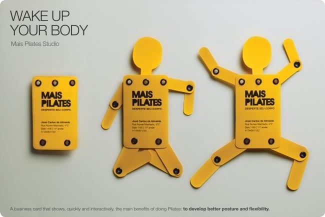 20 originales diseños de tarjetas de presentación que dieron fama a sus negocios