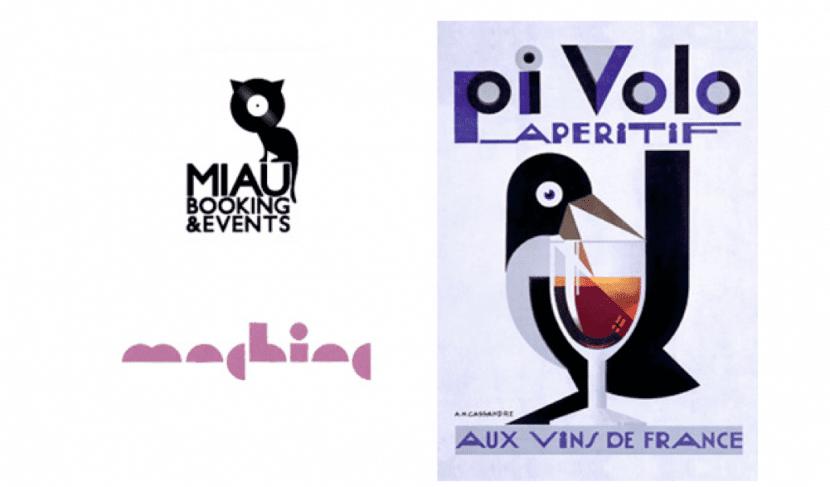 Logotipos inspirados en el Art Decó