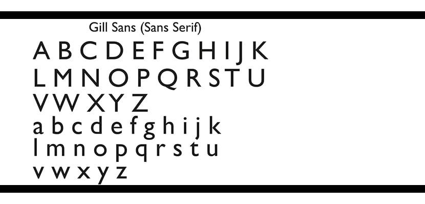 gill-sans-font