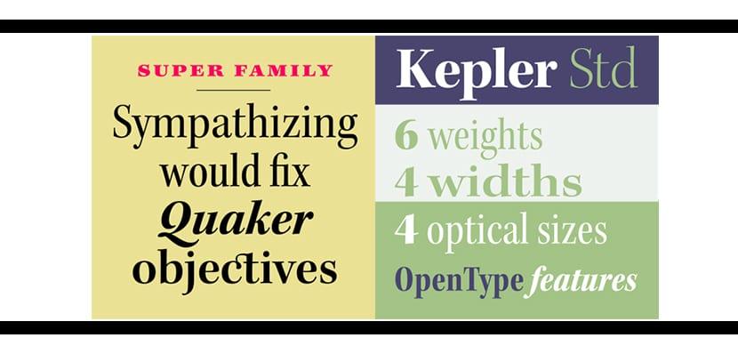 kepler-font