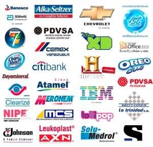 Descargar logotipos