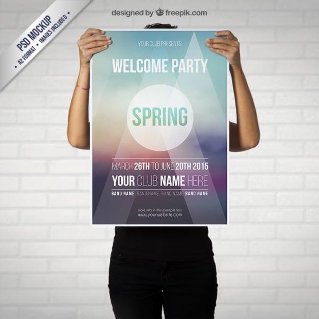 primavera-cartel-del-partido-maqueta_23-292935528