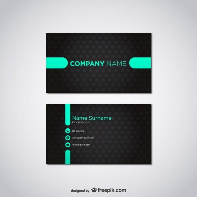 tarjeta-de-visita-en-dos-colores_23-2147491329