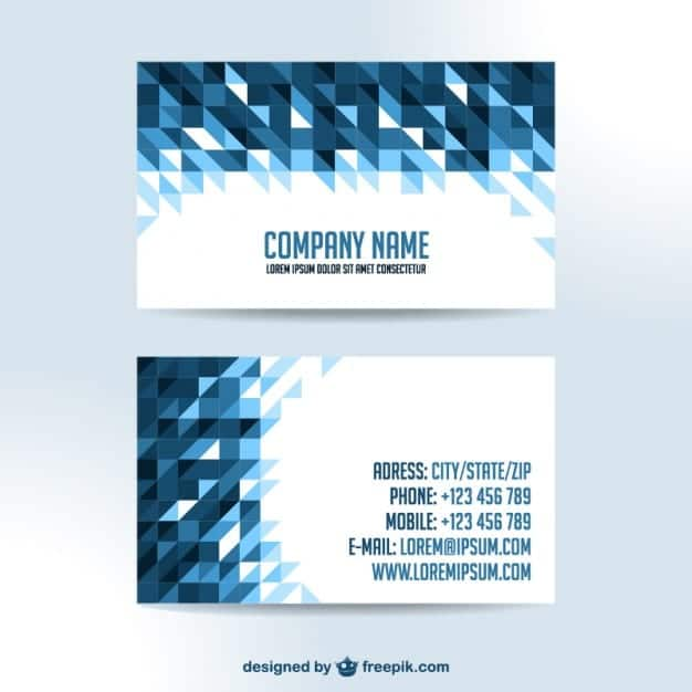 tarjetas-de-visita-con-triangulos_23-2147490933