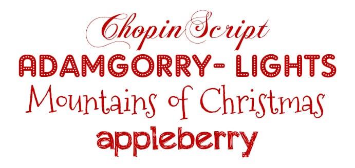 tipografias-navidad