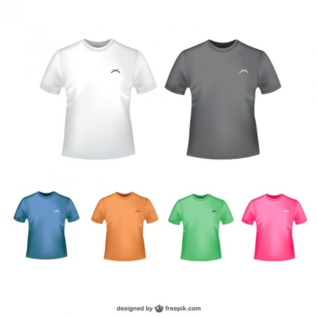 vectores-camisetas-de-colores_23-2147493612