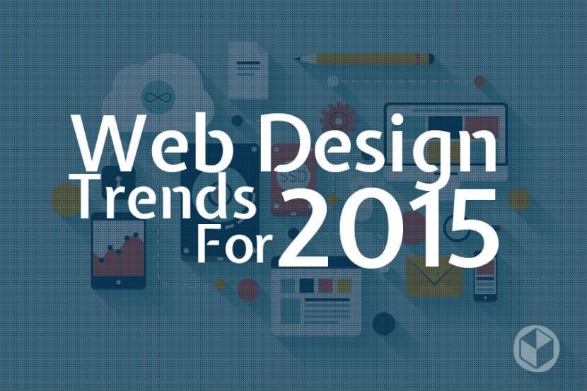 tendencias diseño web 2015