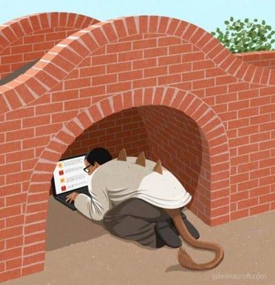 Ilustraciones-satíricas-de-crítica-social-por-John-Holcroft-24-724x750