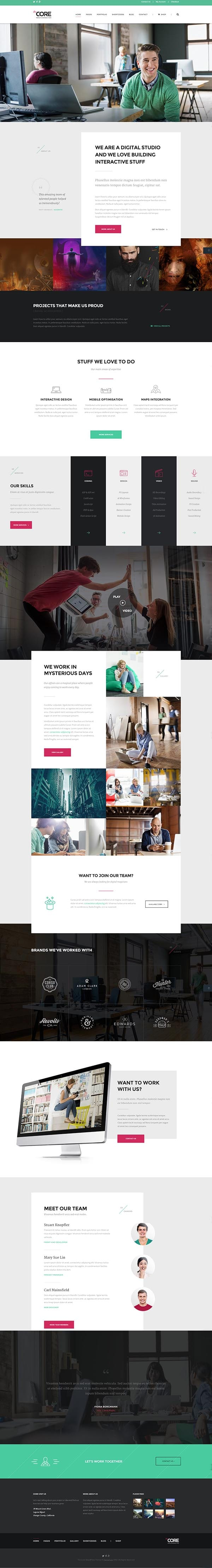 TheCore-WordPress-Theme-Screen-Short